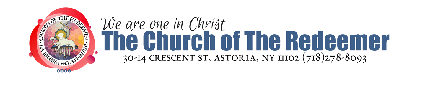 The Church of The Redeemer – Healing Service with anointing and
